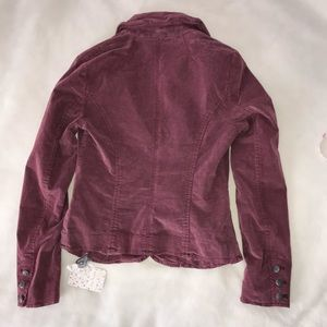 Free People Jackets & Coats - Free People Byron Corduroy Blazer Jacket